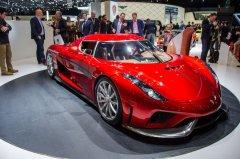 科尼塞克携手观致 研发新款1.6升引擎