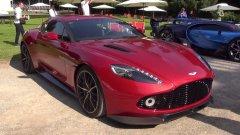 阿斯顿马丁欧洲申请DBZ商标获批 有望用于新车